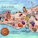 Gustul alimentelor si a vinurilor din Sicilia
