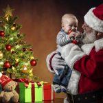 Închirierea unui Moș Crăciun pentru a surprinde copiii
