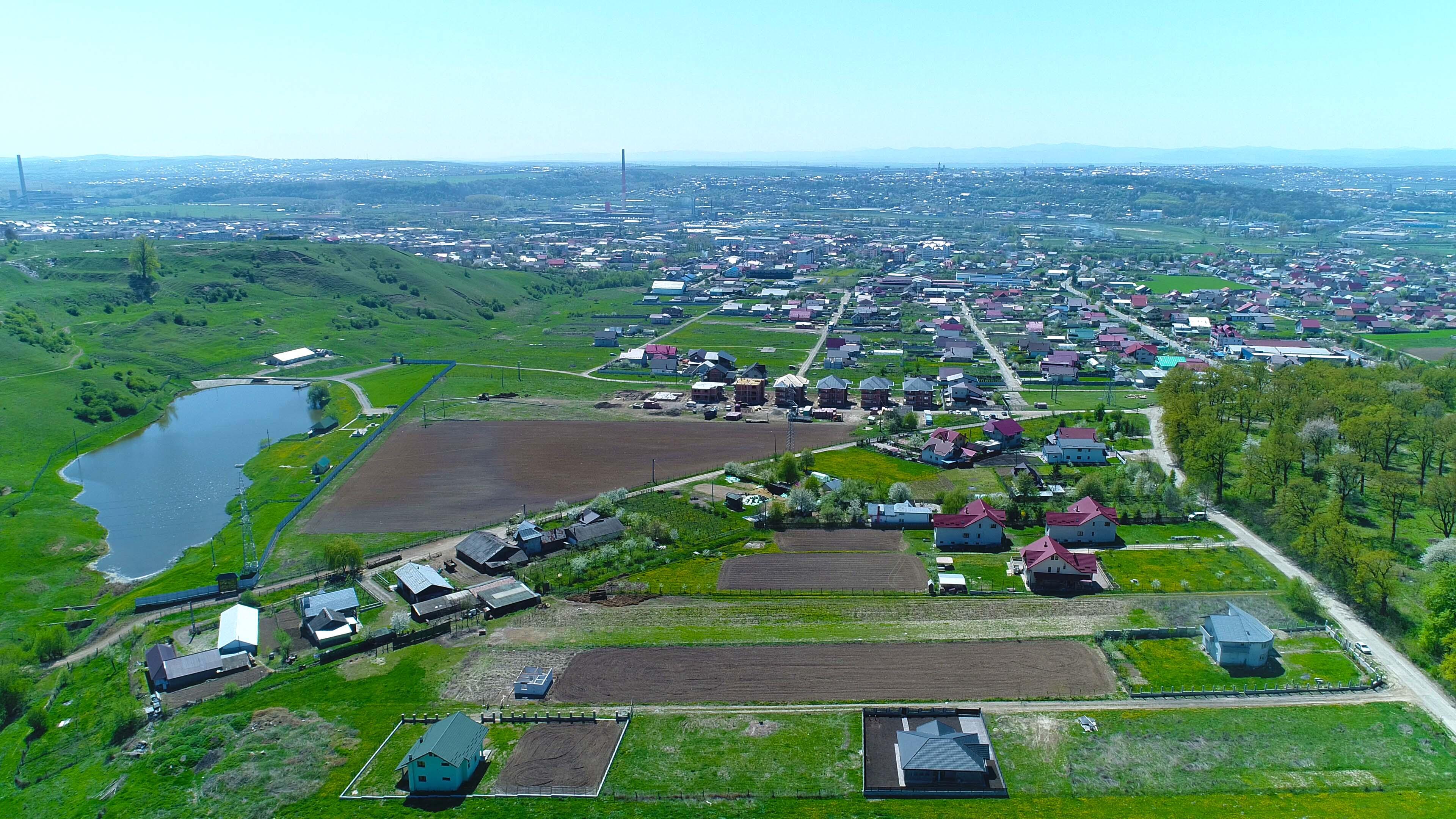Apartamente noi cu 2/3 camere în Burdujeni Suceava, rate la dezvoltator