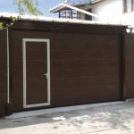 Nord Electric – Uși de garaj secționale, la preț de producător