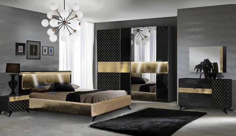 mobilier modern pentru dormitor