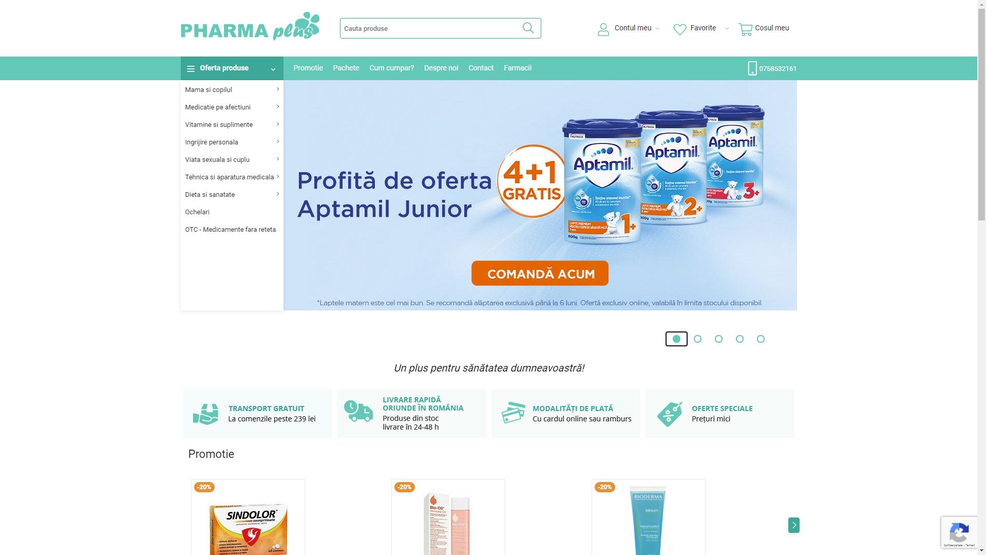 pharmaplus farmacie online